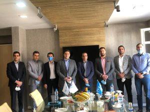 جلسه مدیران درسا با نمایندگان فروش تهران برگزار شد